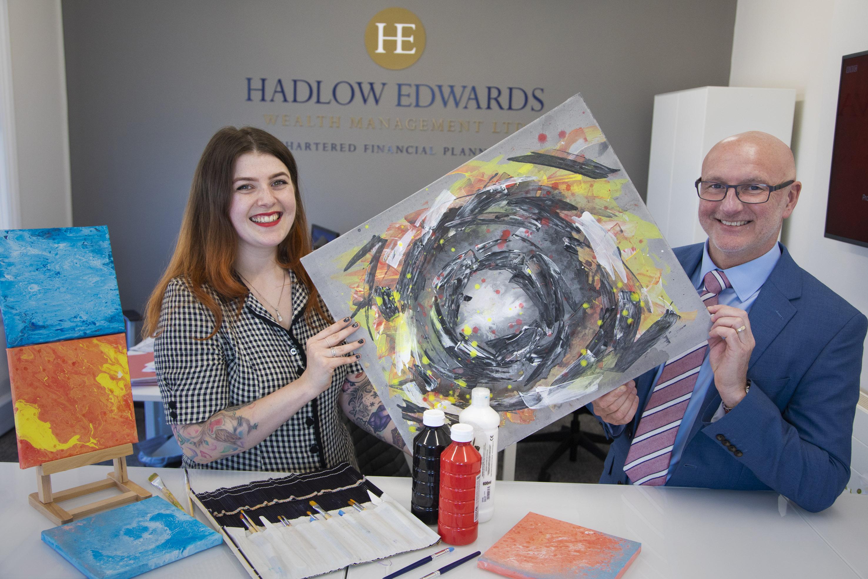 14-05-2018 Hadlow Art-2